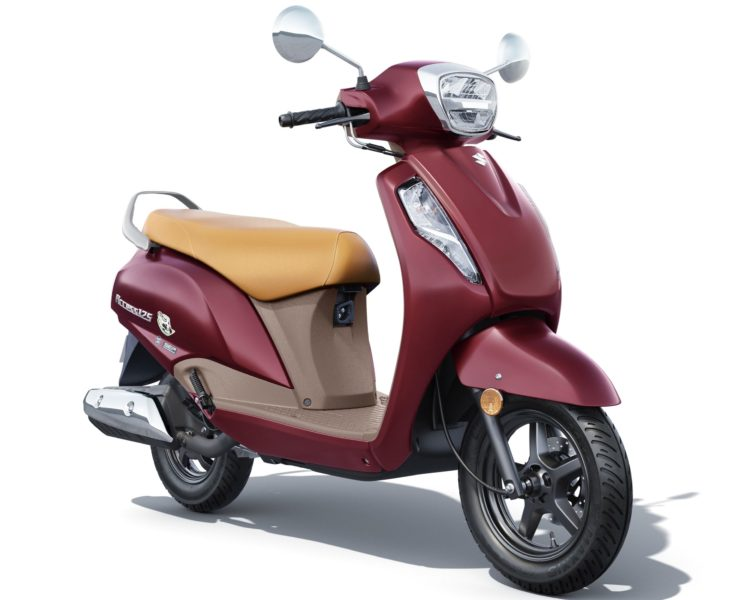 Suzuki All-New Access 125 2020