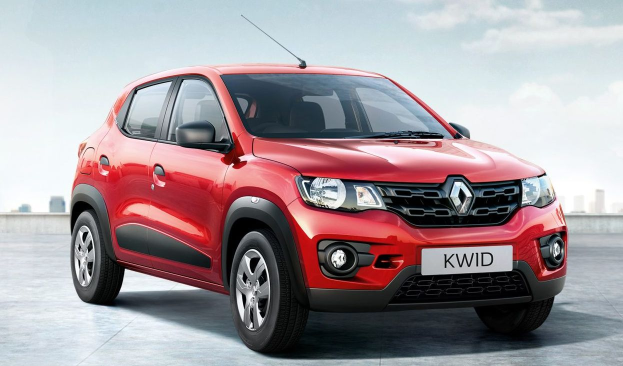 Renault Kwid Launched In India For Rs 2 56 Lakh