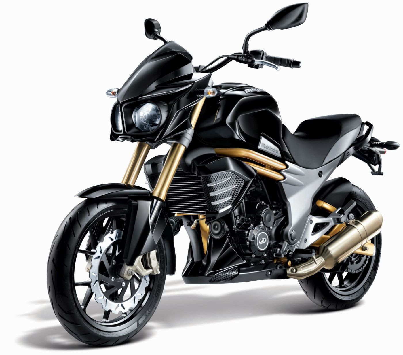 Mahindra Mojo 300 Cc Bike Twin Pod Headlamp ₹ 1 58 Lakh