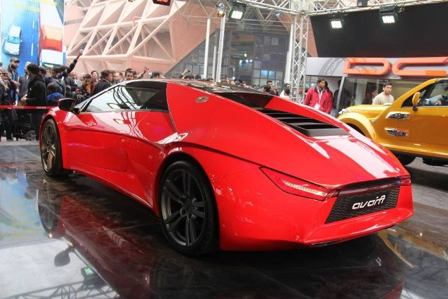 Avanti The 1st Ever Low Priced Sports Car In India