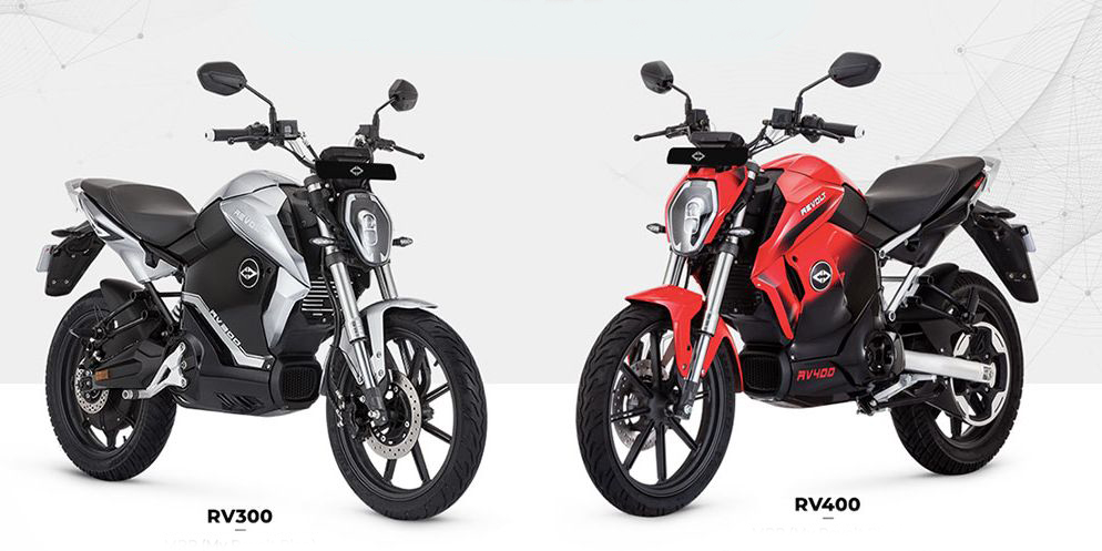 Revolt RV300 & RV400