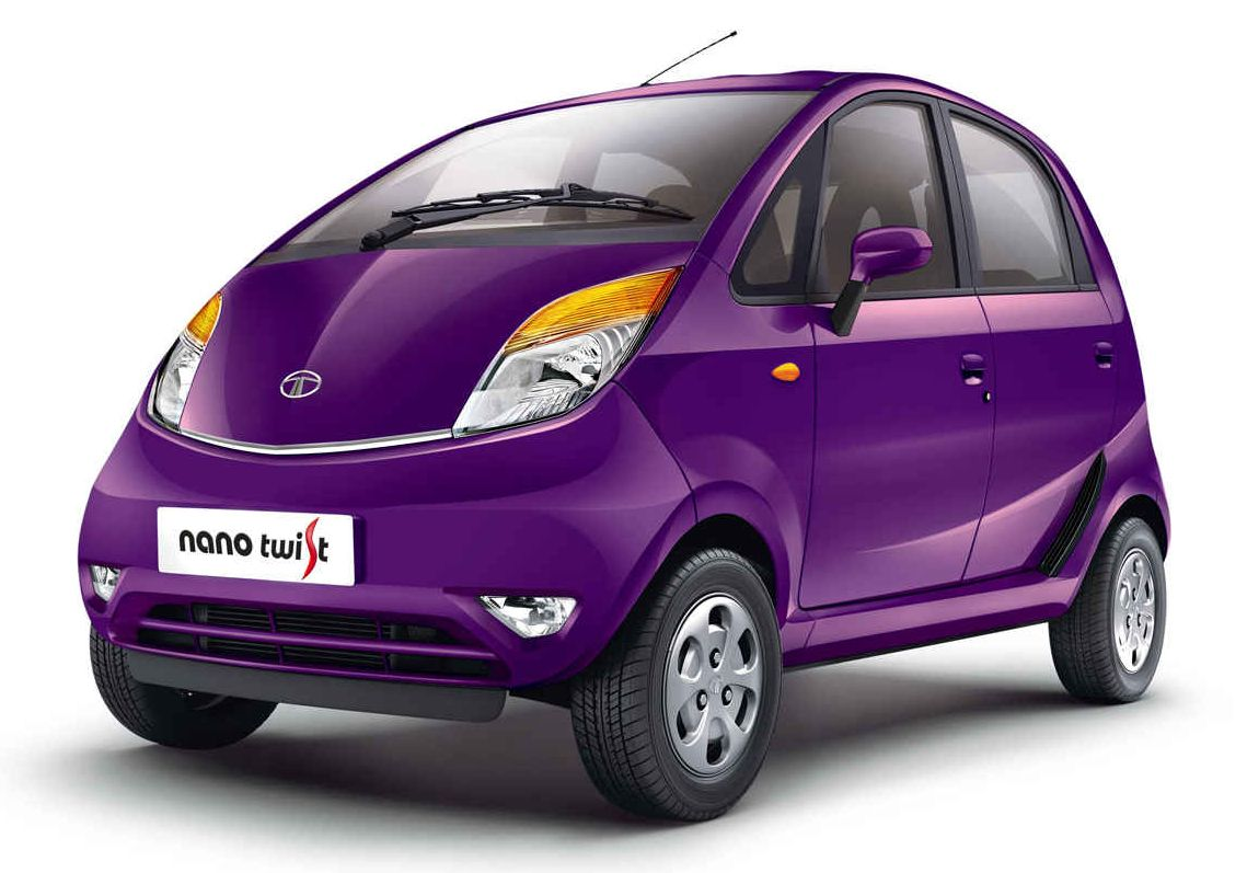 Tata Nano Twist launched with Electric Power Assisted Steering